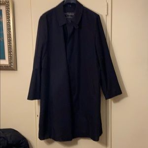 Kenneth Cole Men 3/4 length trench coat